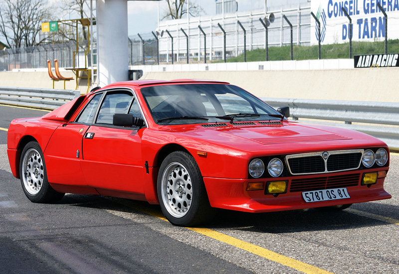 1982 Lancia Rally 037 Stradale Specifications Photo