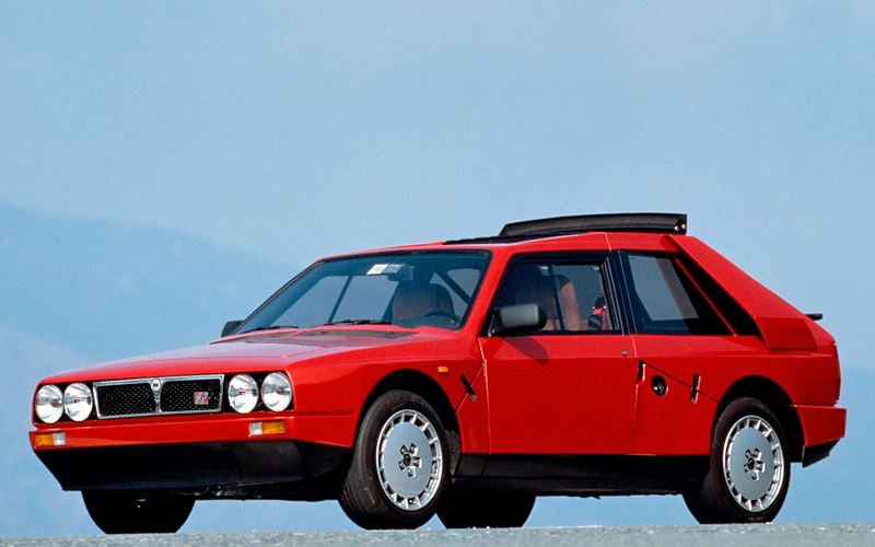 1985 Lancia Delta S4 Stradale Se038 Specifications