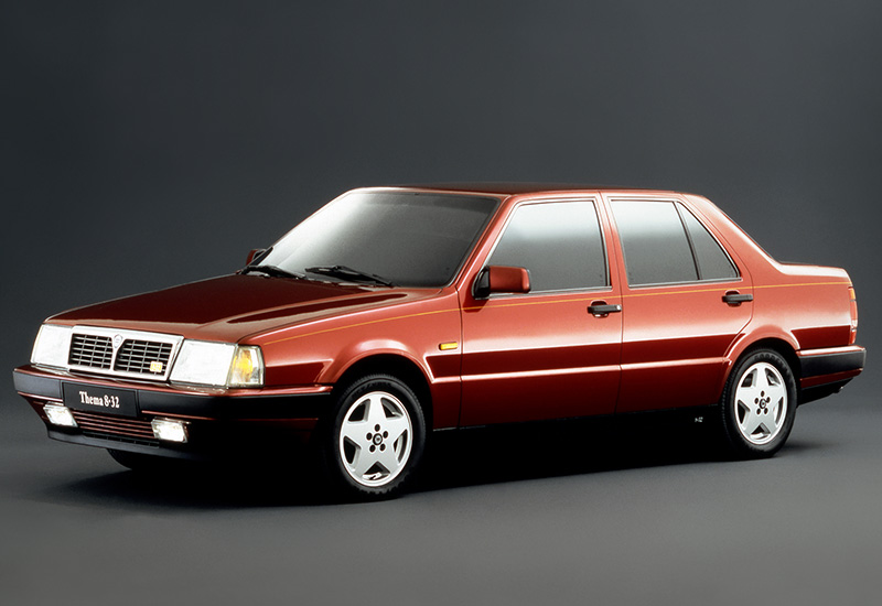 1986 Lancia Thema 8 32 Specifications Photo Price