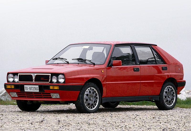 1989 Lancia Delta HF Integrale 16v (831) - specifications, photo, price, information, rating