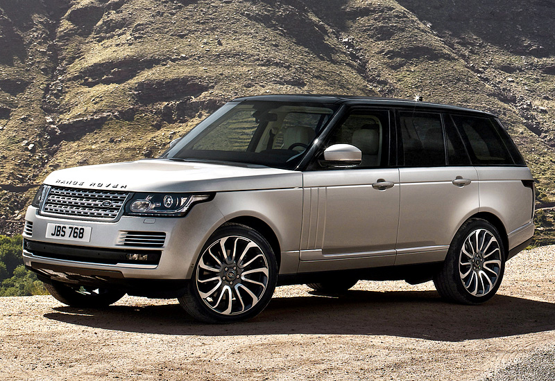 2012 land rover range rover supercharged specifications photo price information rating. Black Bedroom Furniture Sets. Home Design Ideas