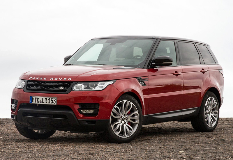 2013 land rover range rover sport v8 specifications. Black Bedroom Furniture Sets. Home Design Ideas
