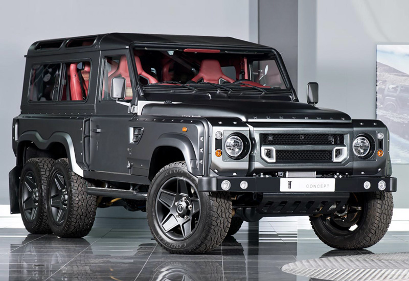 2015 land rover defender project kahn flying huntsman 110 6x6 specifications photo price. Black Bedroom Furniture Sets. Home Design Ideas
