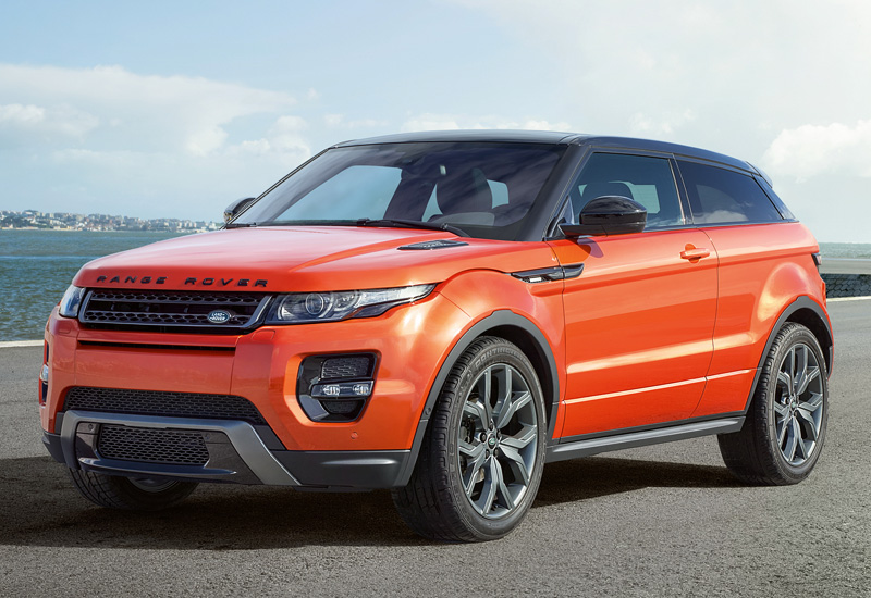 2016 Land Rover Range Rover Evoque Autobiography Dynamic