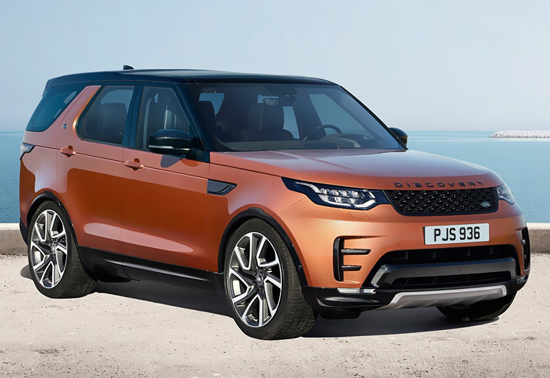 2017 land rover discovery hse specifications photo price information rating. Black Bedroom Furniture Sets. Home Design Ideas