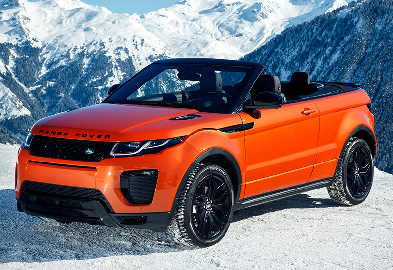 2017 land rover range rover evoque hse convertible. Black Bedroom Furniture Sets. Home Design Ideas