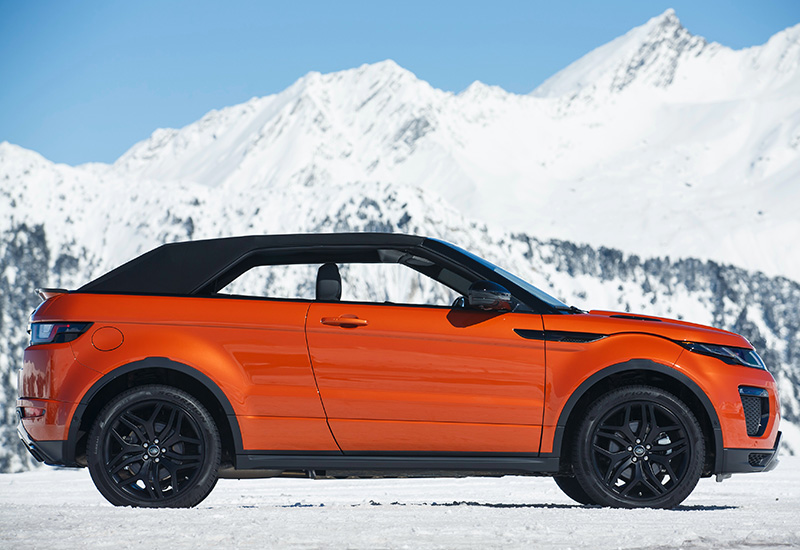 Foreign Cars Italia >> Used 2012 Land Rover Range Rover Evoque Review Edmunds | Autos Post