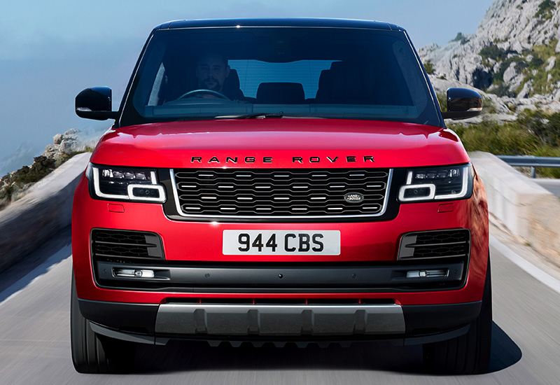 2018 Range Rover Sv Autobiography Dynamic >> 2018 Land Rover Range Rover Svautobiography Dynamic