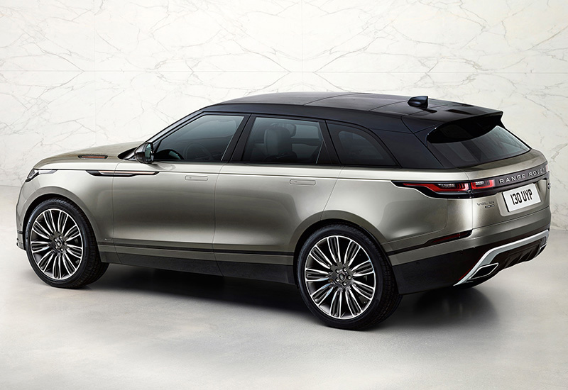 Volvo Xc60 Dimensions >> 2018 Land Rover Range Rover Velar P380 HSE - specifications, photo, price, information, rating