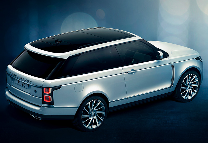 2018 Land Rover Range Rover SV Coupe - specifications, photo, price, information, rating