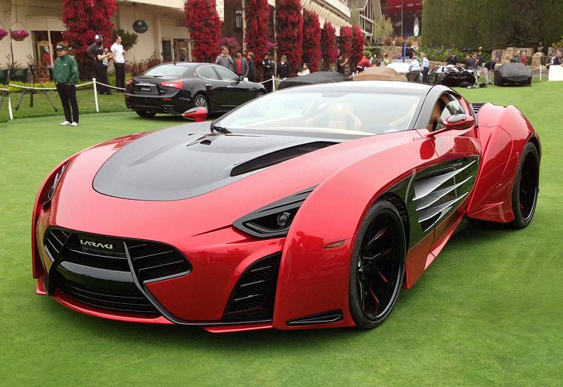 Арабские автомобили: Laraki Epitome