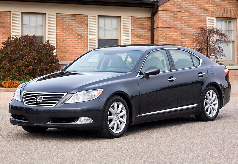 2006 lexus ls 460 usf40 specifications photo price information rating. Black Bedroom Furniture Sets. Home Design Ideas