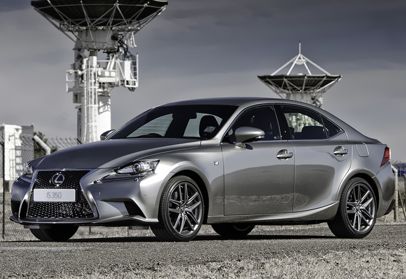 2013 Lexus IS 350 F Sport specifications photo price