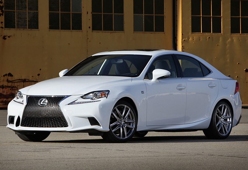 Alfa Romeo Price >> 2013 Lexus IS 350 F-Sport - specifications, photo, price, information, rating