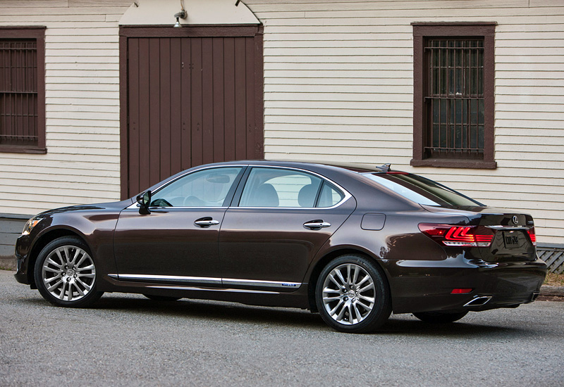 2013 lexus ls 600h l specifications photo price. Black Bedroom Furniture Sets. Home Design Ideas