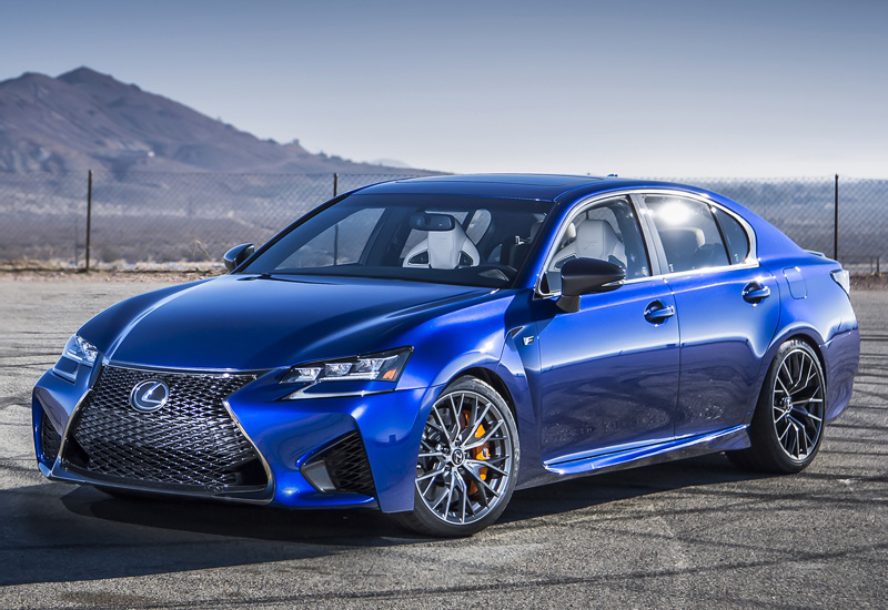 2016 lexus gs f specifications photo price information rating. Black Bedroom Furniture Sets. Home Design Ideas