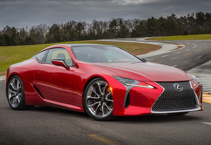 2017 lexus lc 500 specifications photo price information rating. Black Bedroom Furniture Sets. Home Design Ideas