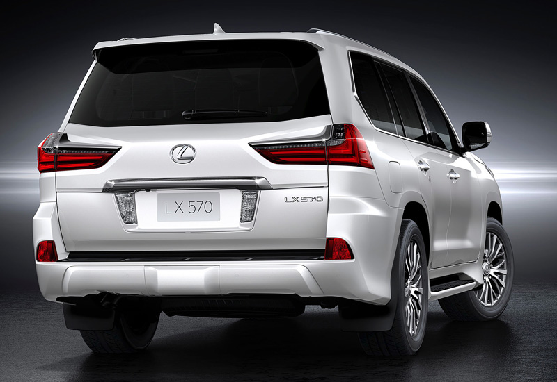 2016 lexus lx 570 specifications photo price information rating. Black Bedroom Furniture Sets. Home Design Ideas