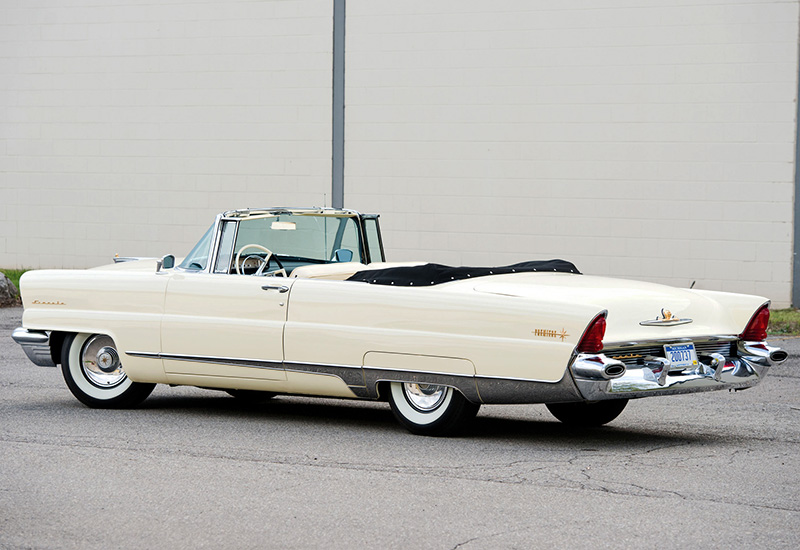 1956 lincoln premiere convertible specifications photo price information rating. Black Bedroom Furniture Sets. Home Design Ideas