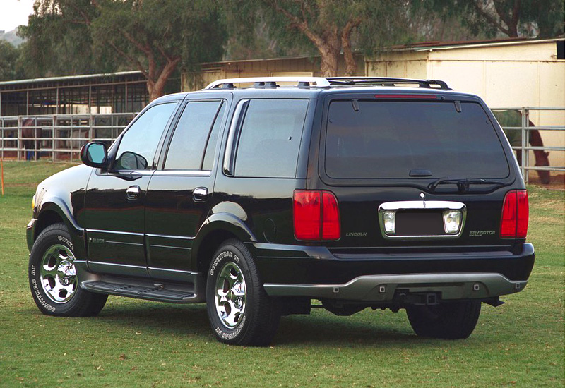 1999 Lincoln Navigator - specifications, photo, price ...