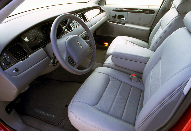 1998 lincoln town car specifications photo price information rating. Black Bedroom Furniture Sets. Home Design Ideas