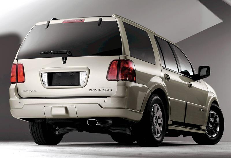 2003 Lincoln Navigator (U228) - specifications, photo ...