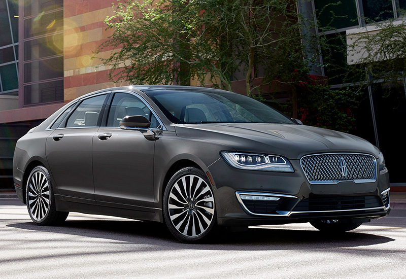 2016 Lincoln MKZ - specifications, photo, price, information, rating