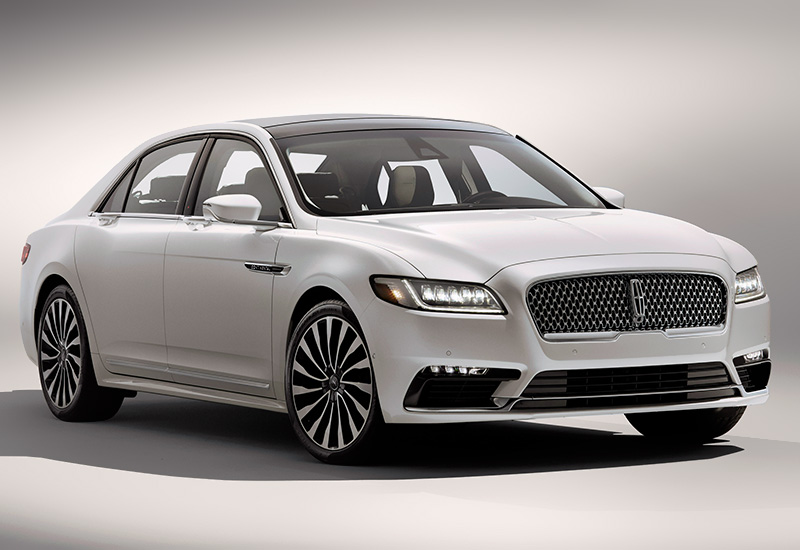 2017 lincoln continental specifications photo price information rating. Black Bedroom Furniture Sets. Home Design Ideas