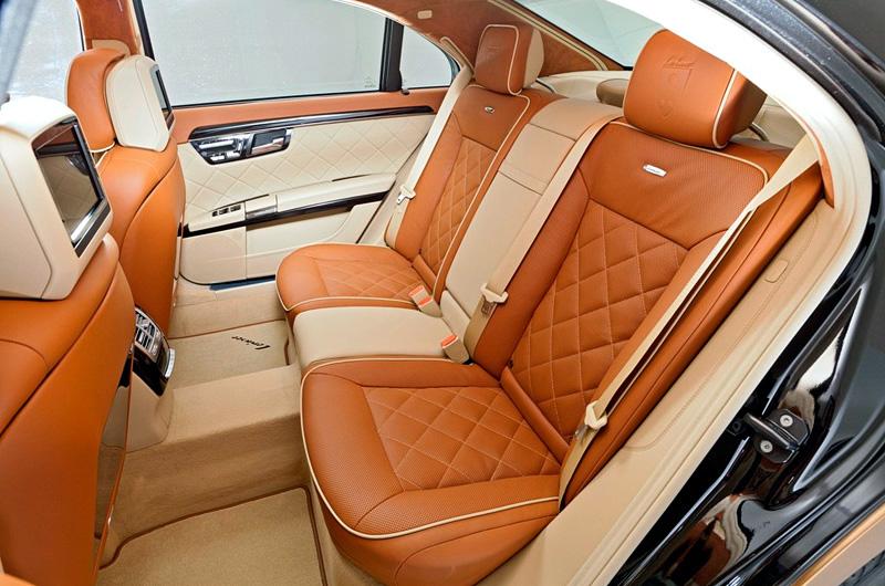 2012 Mercedes Benz S 600 Lorinser S70 60 V12 Bi Turbo