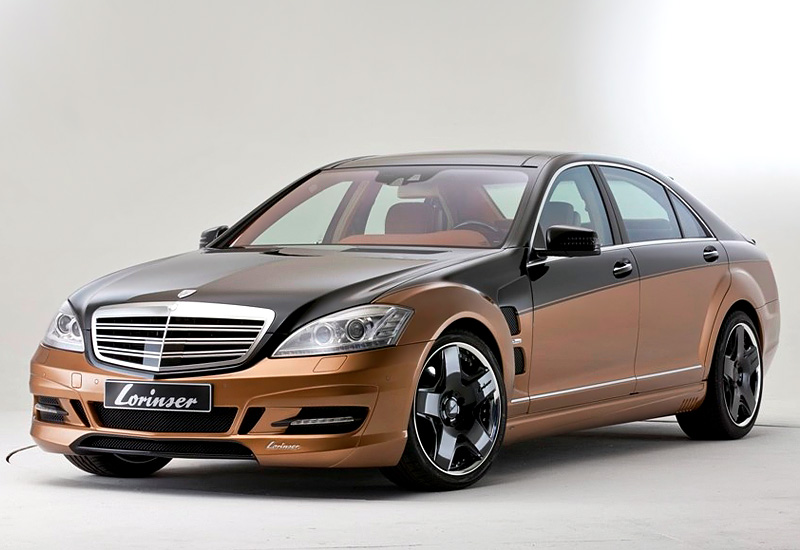 2012 mercedes benz s 600 lorinser s70 6 0 v12 bi turbo for Mercedes benz lorinser
