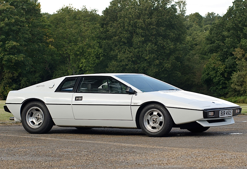 1976 lotus esprit s1 specifications photo price information rating. Black Bedroom Furniture Sets. Home Design Ideas