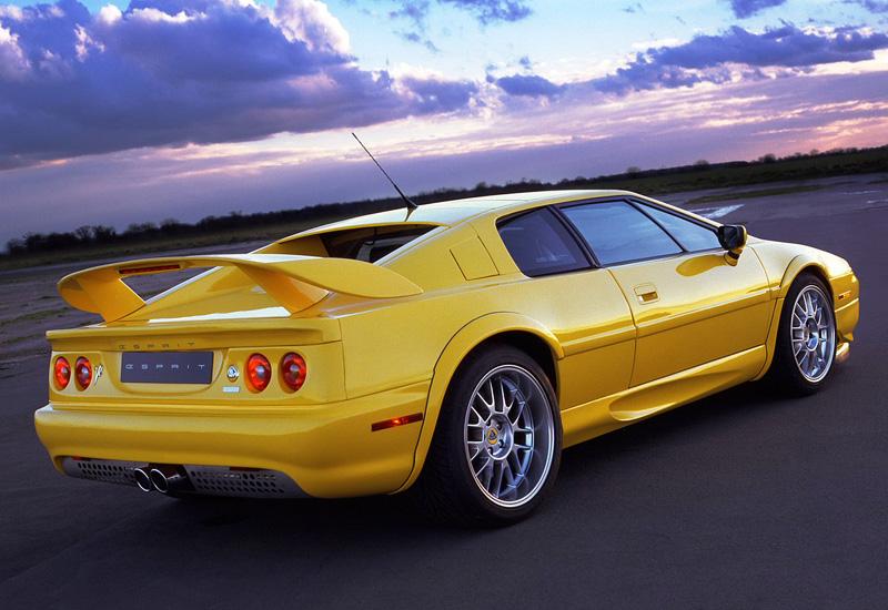 2002 Lotus Esprit V8 - specifications, photo, price ...