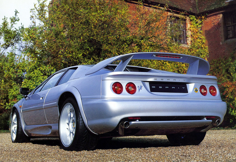 2002 Lotus Esprit V8 Specifications Photo Price