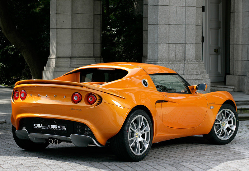 2008 lotus elise sc specifications photo price information rating. Black Bedroom Furniture Sets. Home Design Ideas