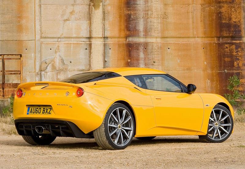 2010 Lotus Evora S