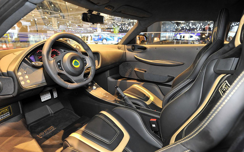 2012 Lotus Evora Gte F1 Team Limited Edition Specifications Photo