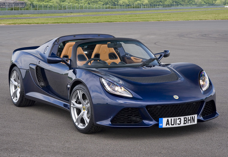 2012 Lotus Exige S Roadster Specifications Photo Price