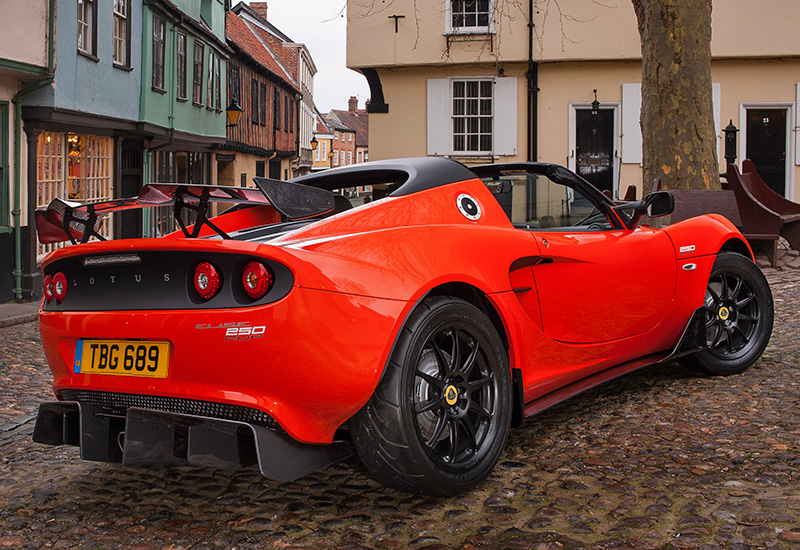 2016 Lotus Elise Cup 250 Specifications Photo Price