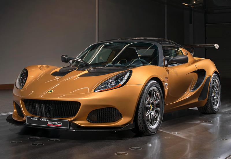 Lotus elise 2018 price