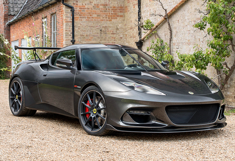 2018 Lotus Evora GT430 - specifications, photo, price, information ...