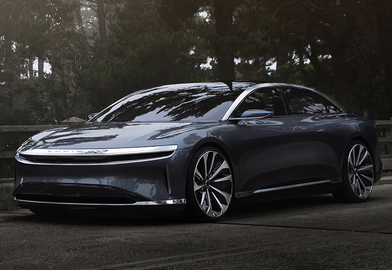 2018 Lucid Air Launch Edition
