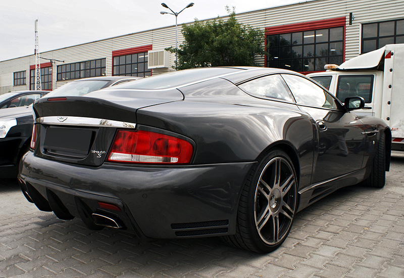 2005 Aston Martin Vanquish S Mansory Specifications Photo Price
