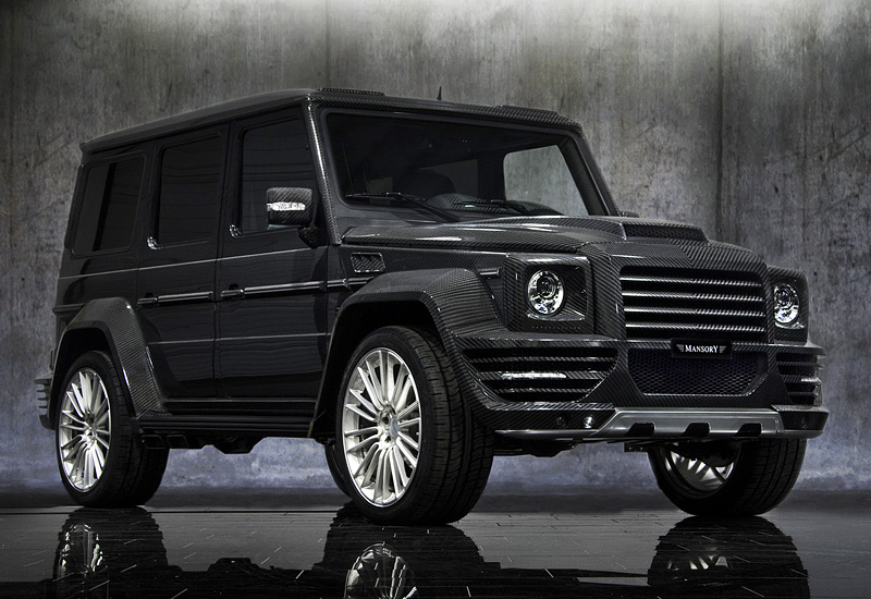 2010 mercedes benz g 55 amg mansory g couture for Mercedes benz g class 2010 price