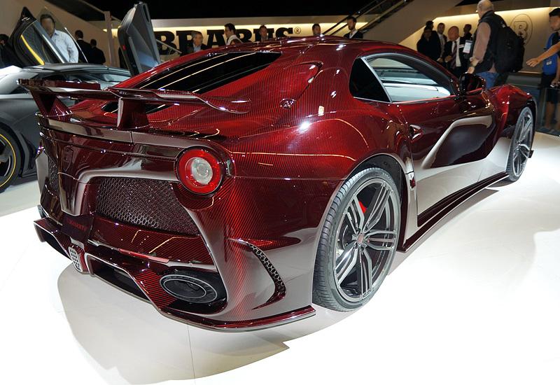 2013 Ferrari F12 Berlinetta Mansory La Revoluzione