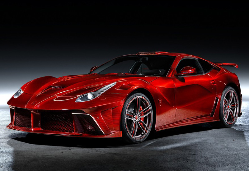 2013 Ferrari F12 Berlinetta Mansory La Revoluzione - specifications
