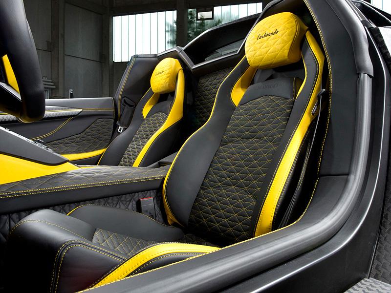 2013 Lamborghini Aventador Lp1250 4 Roadster Mansory