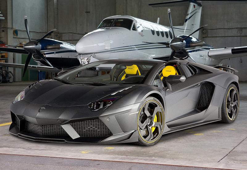 The Lamborghini Aventador Mansory