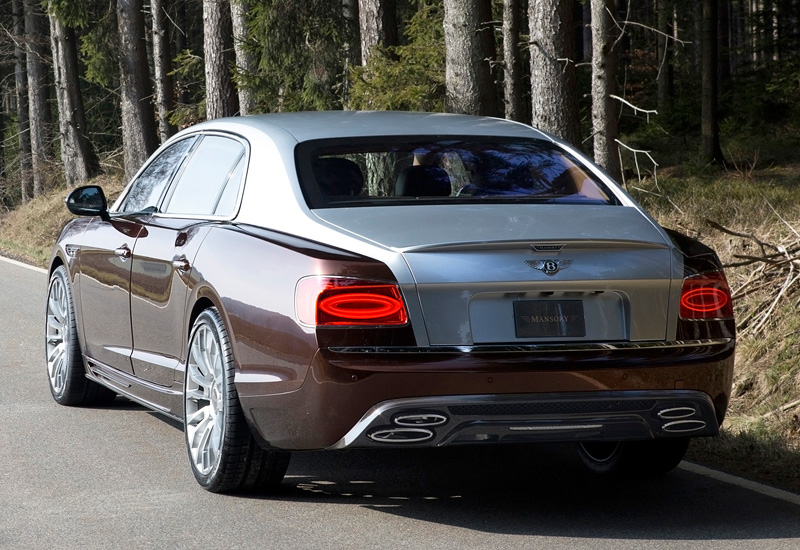 2014 Bentley Flying Spur Mansory Specifications Photo