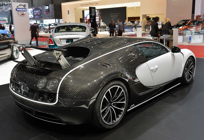 2014 Bugatti Veyron 16 4 Mansory Vivere Specifications