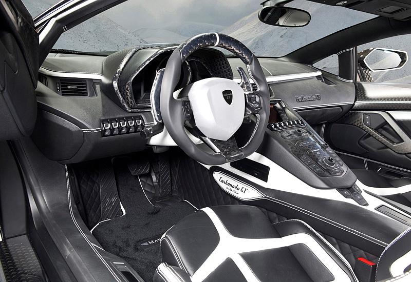 2014 Lamborghini Aventador Lp1600 4 Mansory Carbonado Gt